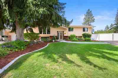 Spokane Single Family Home New: 14825 N Edencrest Dr