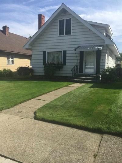 Spokane Single Family Home New: 2215 W Sinto Ave