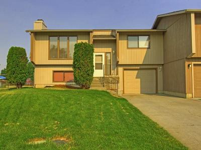 Spokane Valley Single Family Home New: 208 S Best Rd