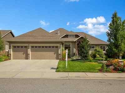 Spokane Single Family Home New: 1706 N Rim View St