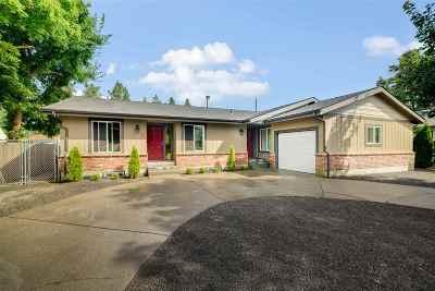 Spokane Single Family Home New: 715 & 717 E Longfellow Ave