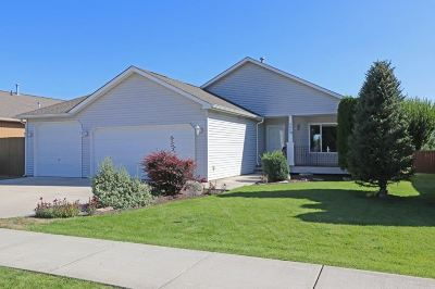 Spokane Valley Single Family Home New: 9808 E Whitman Ct