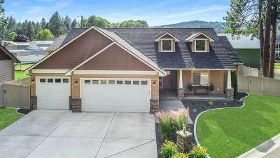 Spokane Valley Single Family Home For Sale: 3804 S Mercy Ln