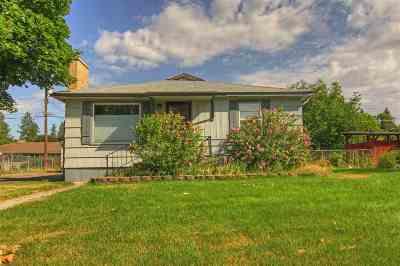 Spokane Single Family Home New: 1323 E 37th Ave