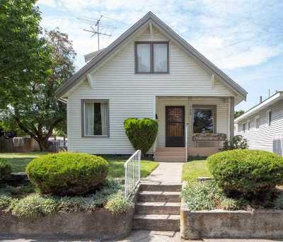 Spokane Single Family Home New: 4423 N Stevens St