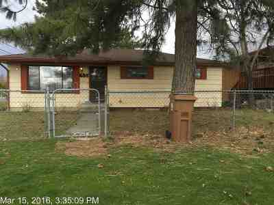 Spokane Single Family Home New: 605 E Bismark Ave