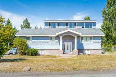 Spokane Single Family Home New: 5521 E 37th Ave