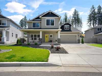Spokane Single Family Home New: 7167 S Forest Ridge Dr