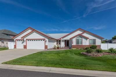 Spokane Single Family Home New: 9102 N Twilight Ct