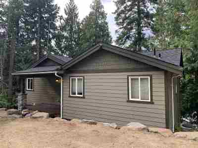 Single Family Home New: 12252 NW Newman Lake Rd