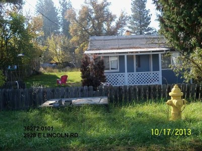 Single Family Home For Sale: 2920 E Lincoln Rd