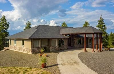 Spokane Single Family Home For Sale: 8228 W Mary Lee Ln