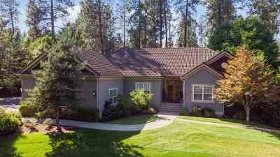 Spokane, Spokane Valley Single Family Home For Sale: 1623 E Heritage Ln