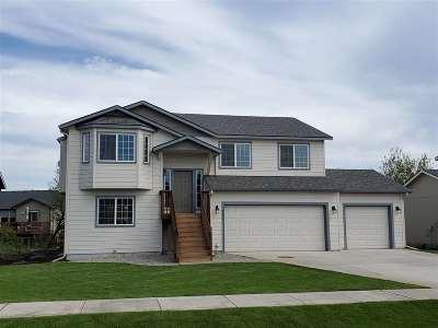Spokane Single Family Home New: 8618 N Oak St