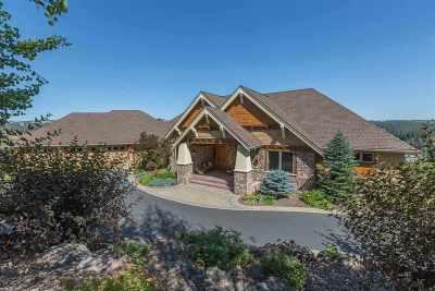 Spokane Single Family Home New: 12015 S Quail Creek Ln
