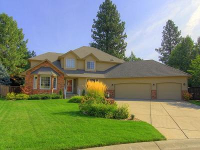 Spokane Single Family Home New: 2321 E Brookfield Ln