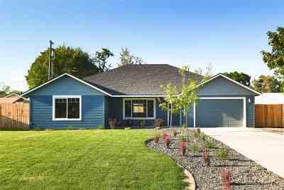 Spokane WA Single Family Home New: $349,900