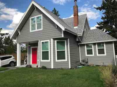 Spokane WA Single Family Home New: $389,900