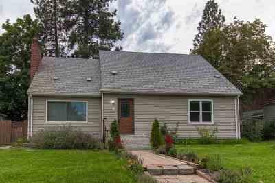 Spokane WA Single Family Home New: $270,000