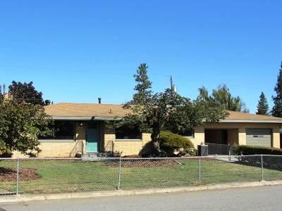 Spokane WA Single Family Home New: $279,900