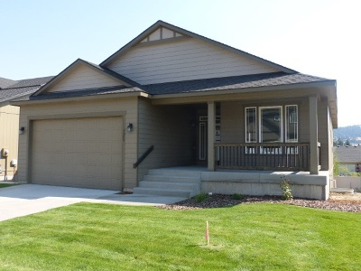 Spokane Valley Single Family Home For Sale: 4425 S Willow Ln