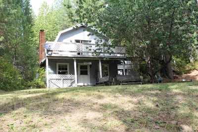 Newport Single Family Home For Sale: 22821 E Blanchard Rd