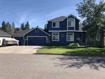 Spokane Valley Single Family Home For Sale: 1821 S Limerick Dr