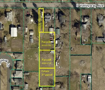 Spokane Valley Residential Lots & Land For Sale: 125xx E Valleyway Ave
