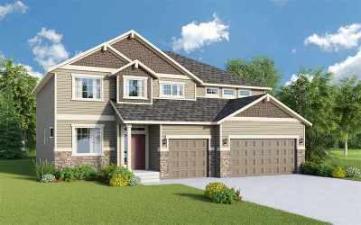 Spokane Valley Single Family Home For Sale: 19609 E Ellie Mae Ave