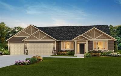 Spokane Valley Single Family Home For Sale: 19603 E 11th Ave