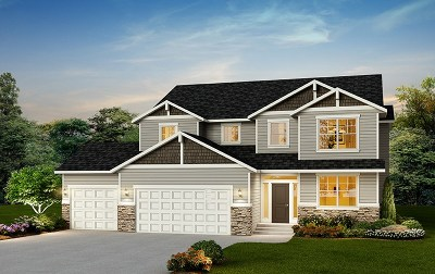 Spokane Valley Single Family Home For Sale: 19607 E Ellie Mae Ave