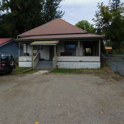 Priest River Single Family Home For Sale: 6115 Highway 2 Hwy