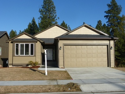 Spokane Valley Single Family Home For Sale: 4523 S Willow Ln