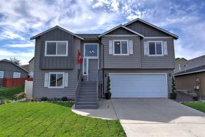 Spokane Valley Single Family Home Chg Price: 11708 E Marietta Ln