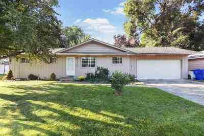 Spokane Valley Single Family Home Chg Price: 12210 E 25th Ave