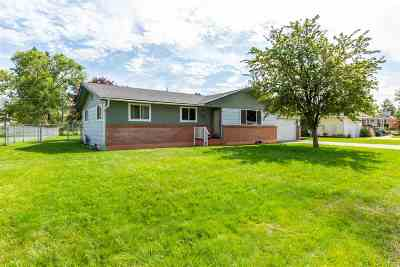 Spokane Valley Single Family Home For Sale: 2815 S Wilbur Rd