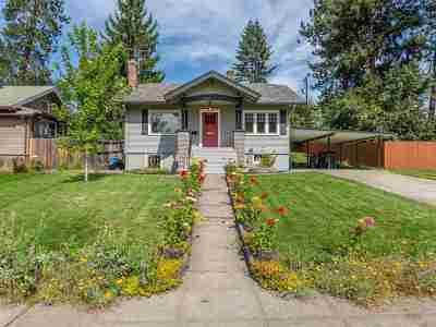 Single Family Home For Sale: 2614 W Courtland Ave