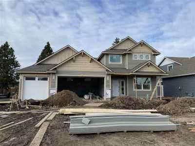 Spokane Valley Single Family Home For Sale: 1722 S Sundance Dr