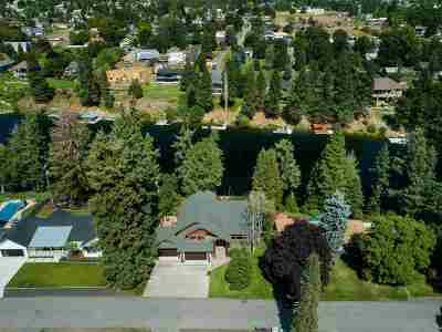 Spokane County Single Family Home For Sale: 8605 E South Riverway Ave