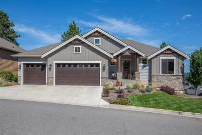 Spokane Valley Single Family Home For Sale: 13321 E Copper River Ln
