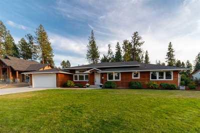 Spokane Single Family Home For Sale: 1206 E Club Ct
