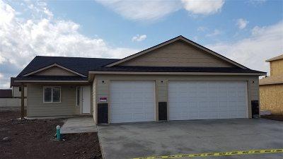 Spokane Single Family Home For Sale: 122 S Willamette St