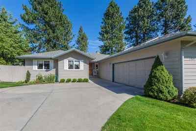 spokane Single Family Home New: 1805 E 51st Ave