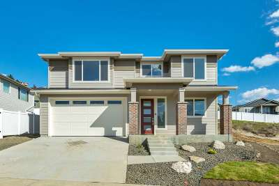 Spokane Valley Single Family Home For Sale: 2623 S Seabiscuit Dr