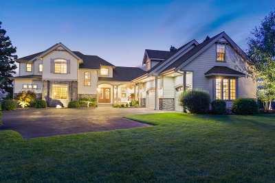 spokane Single Family Home New: 11607 S Hoot Owl Ln