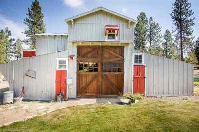 spokane Single Family Home For Sale: 6715 E 14th Ave