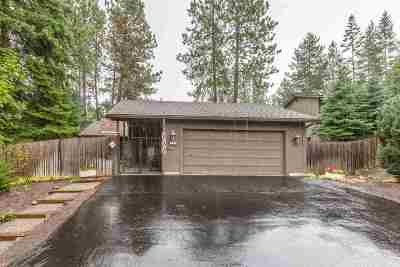 spokane Single Family Home For Sale: 423 W 29th Ave