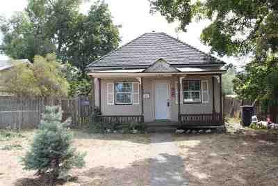 Spokane Single Family Home For Sale: 1814 E 4th Ave