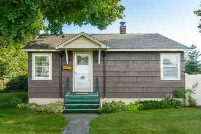 Spokane Valley Single Family Home New: 12922 E Main Ave