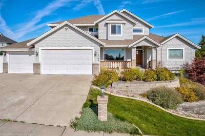 spokane Single Family Home New: 2108 W Kammi Ave